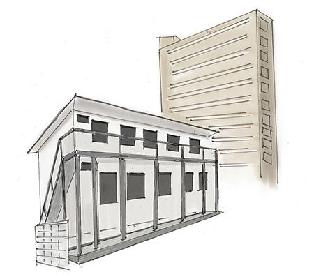 アパート・ビルの解体工事